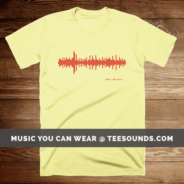 Home by Rudimental  Design your own @ teesounds.com  ONLY $28 WITH FREE WORLDWIDE DELIVERY
