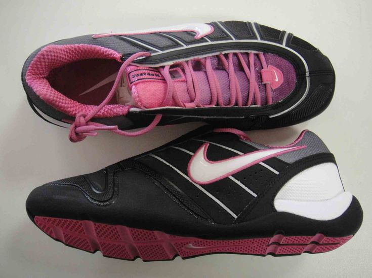 Nike Air Balestra Shoes Black and Pink - Absolute Fencing Gear - Fencing Equipment