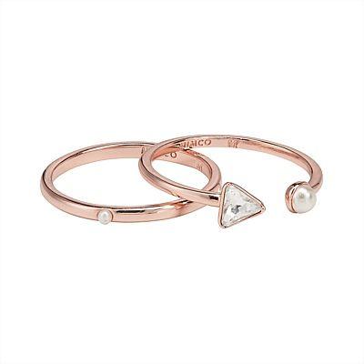#mimco METRO HUNTRESS - Shortcircuit Ring Duo