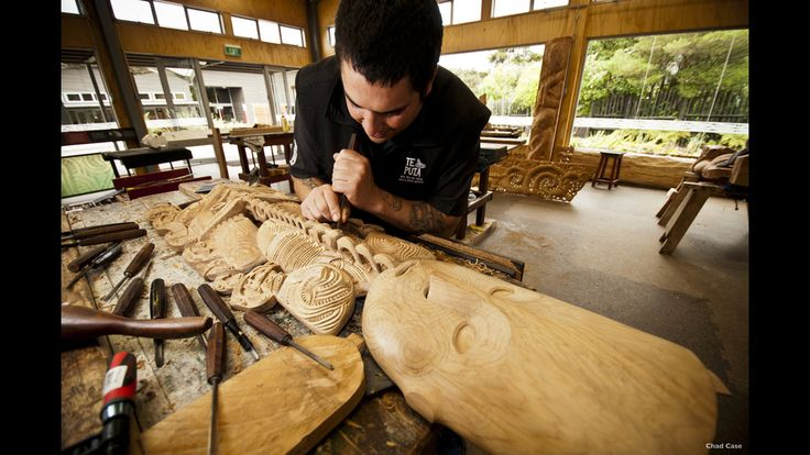 Te Puia – treasuring Māori arts and crafts - Tourism New Zealand Media