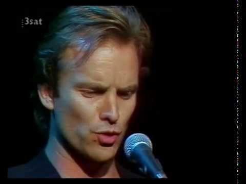 """""""Mackie Messer"""" par le chanteur Sting, en allemand! un petit accent formidable!!)"""