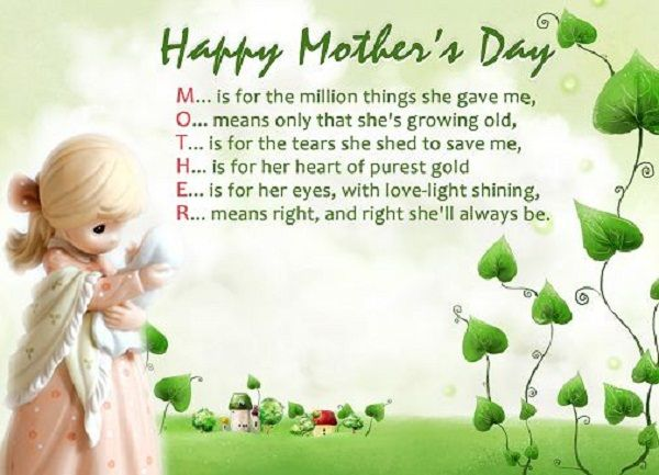 Best Happy Mother's Day Quotes 2016