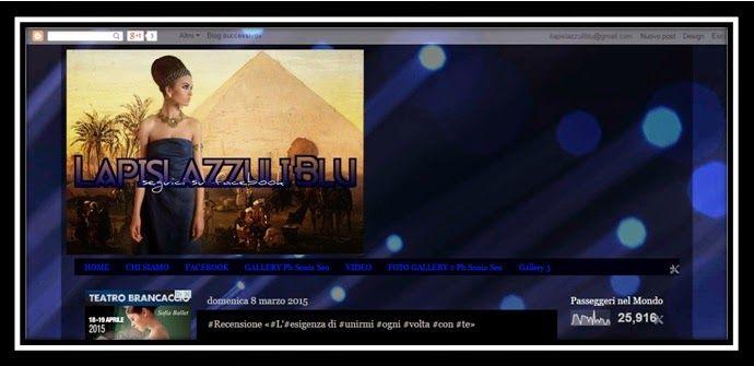 Lapislazzuli Blu: #LapislazzuliBlu  -          http://lapislazzulibl...