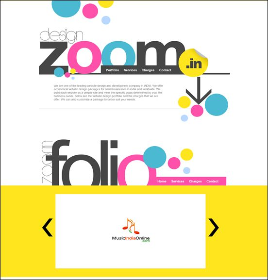 40+ Cool Examples of Flat Web Design | NowThemeNowTheme