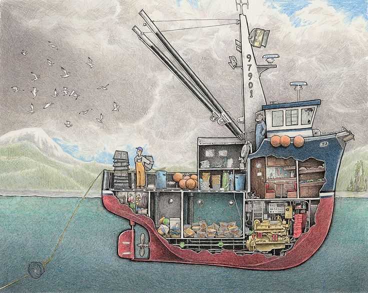 1000 images about boats by tom crestodina on pinterest for How to ship fish