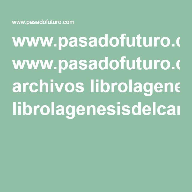 www.pasadofuturo.com archivos librolagenesisdelcancerrykegeerdhamer.pdf