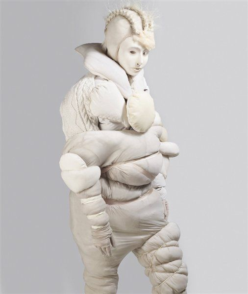 soft sculpture/costume.