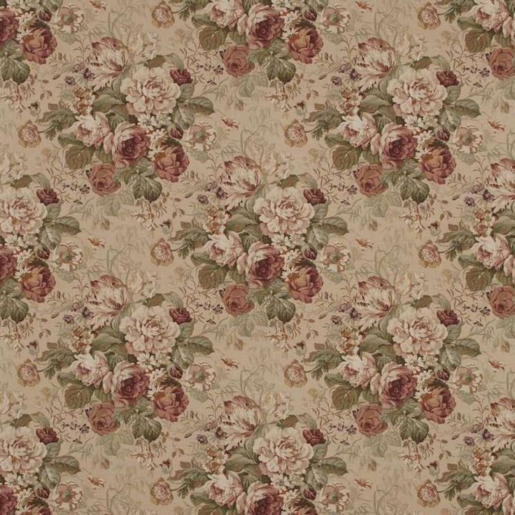 Warwick Fabrics : BIBURY