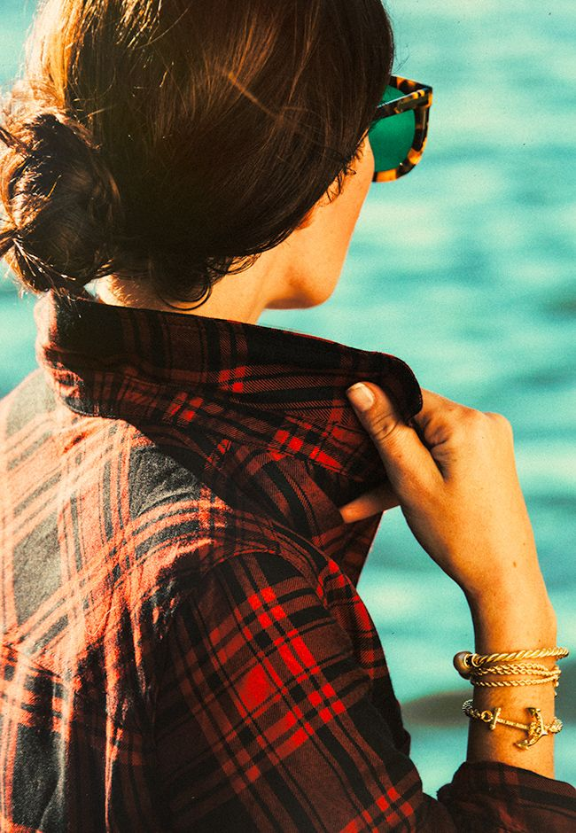 Classy Girls Wear Pearls: Autumn August
