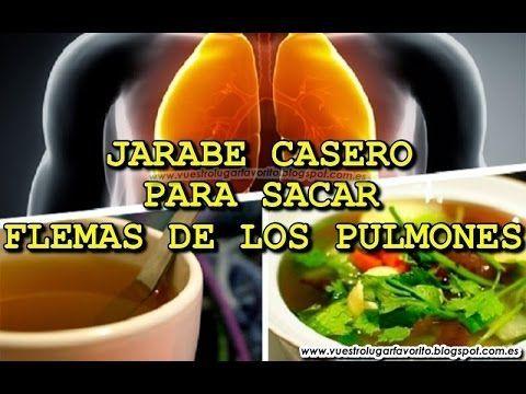 Vuestro Lugar Favorito: JARABE CASERO PARA SACAR FLEMAS DE LOS PULMONES
