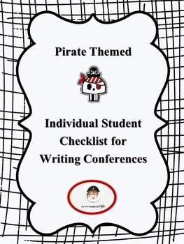 Six Traits of Writing Student Checklist for Writing