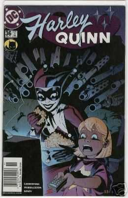 2003-11 - Harley Quinn Volume 1 - #36 - Behind Blue Eyes (Part 4)  #HarleyQuinnComics #DCComics #HarleyQuinnFan #HarleyQuinn #ComicBooks