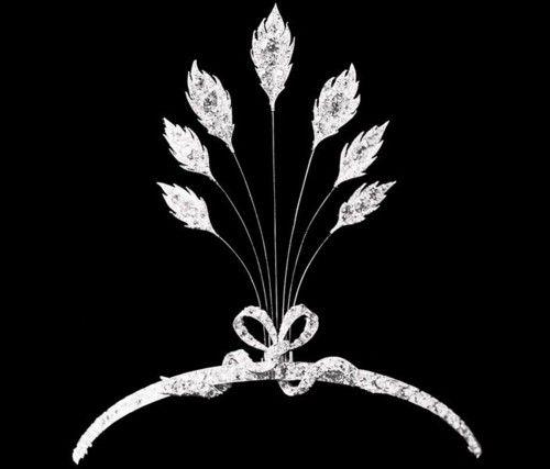 Chaumet diamond Tiara. 1920s