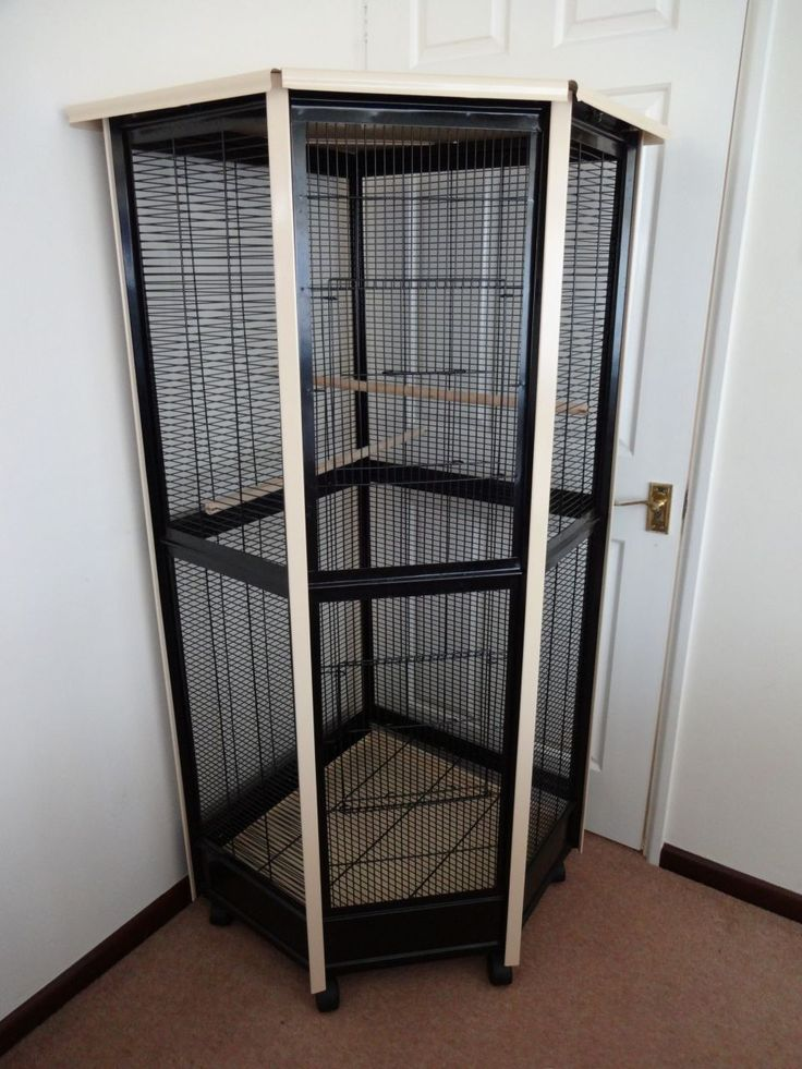 used parrot cages for sale