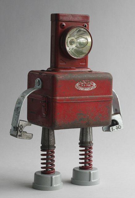 big beam by adopt-a-bot, via Flickr