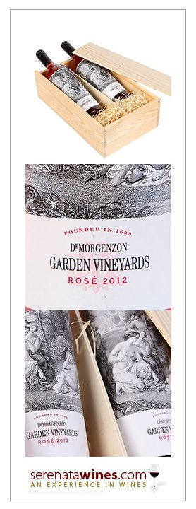 2012 Garden Vineyards Rose, 2 bottles, standard price: £34.99, #southaftrica #wine #gifts