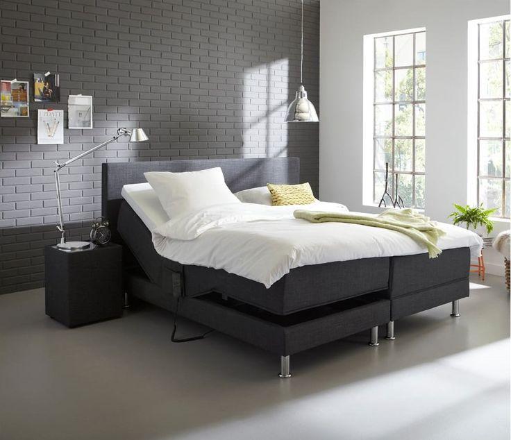 Soldes Literie Auchan, achat Ensemble Boxspring Relaxation Electrique 180x200cm LINDA prix Auchan 1 399.00 € TTC au lieu de 2 549 €.