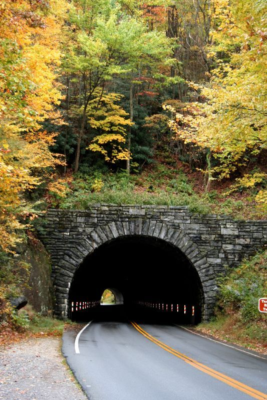 Milepost 375: Tanbark Ridge Tunnel  #VolvoJoyride