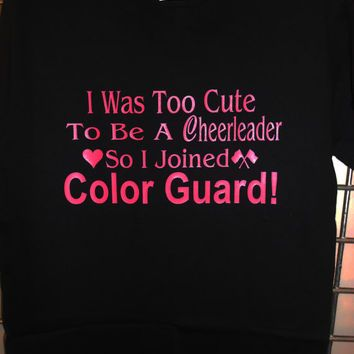 Best Color Guard Shirts Products on Wanelo