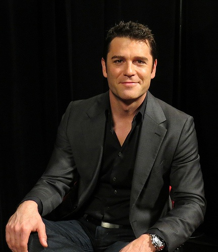 Murdoch Mysteries' Yannick Bisson at CBC Vancouver Open House