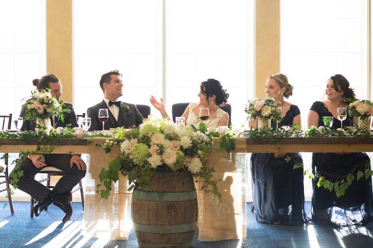 Congratulations Leta & Eric - Windows room reception at #Innonthetwenty