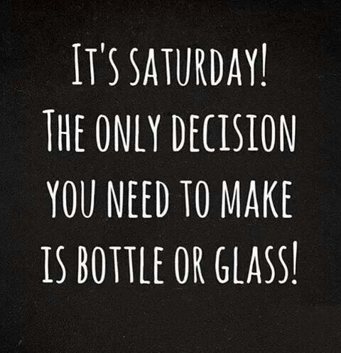 I wish this was the only decision I needed to make on Saturdays. #studentproblems