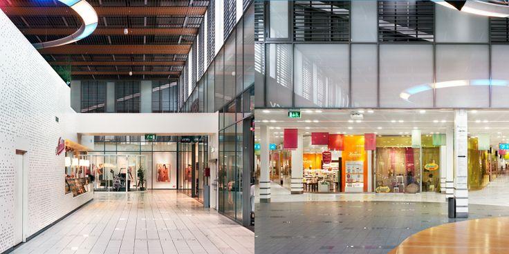 Hageby Centrum in Norrköping, Sweden | Semrén & Månsson