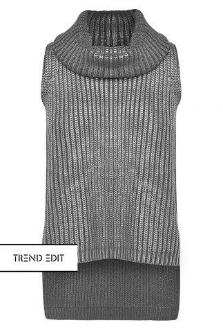 LOVE the metallic knit! #SHEIKEautumn