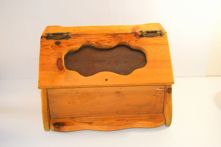 Just added Wooden Bread Box ... to our Inventory! Check it out here: http://oceanside-flipping.myshopify.com/products/wooden-bread-box-missing-knob-needs-to-be-cleaned?utm_campaign=social_autopilot&utm_source=pin&utm_medium=pin  #Oceanside #OceansideCA #SanDiego #4Sale #Buy #Trade #Sell