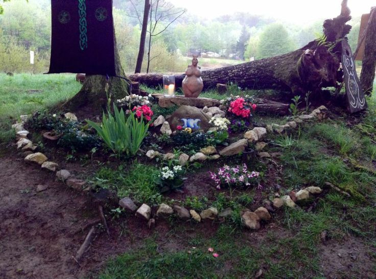 For the second week of the Pagan Blog Project, I decided to write about altars, their roles in Paganism and Wicca and primarily their arr...