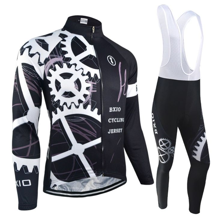 ==> [Free Shipping] Buy Best 2017 Long Sleeve Cycling Jersey Sets Winter Mens Pro Tour Racing Bicycle Clothing Uniformes De Ciclismo Para Hombre BXIO 080 Online with LOWEST Price | 32671894231