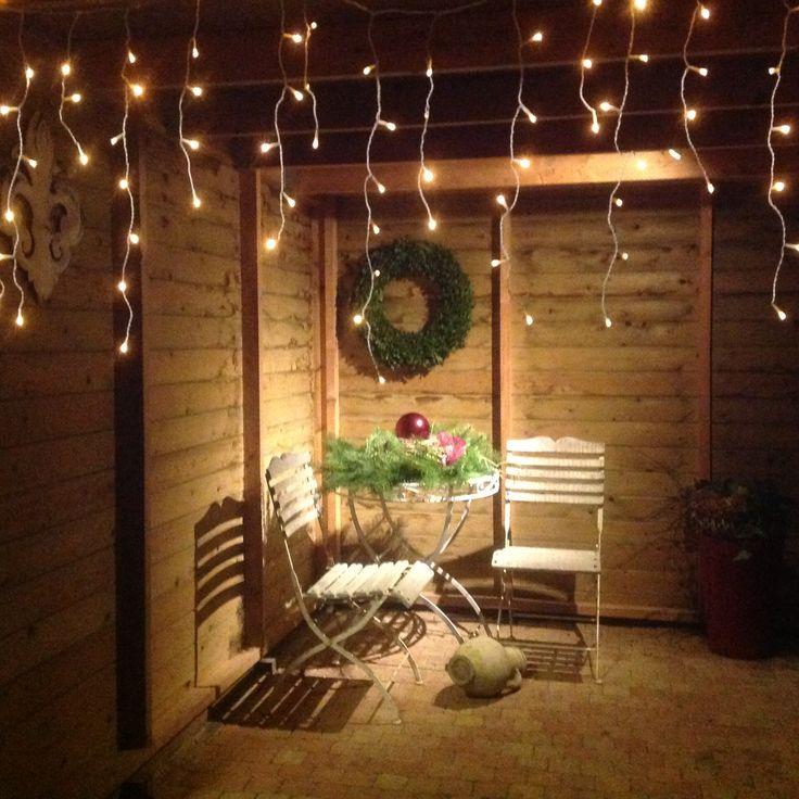 @KlaskesArt - Kerst Prieeltje - Styliste