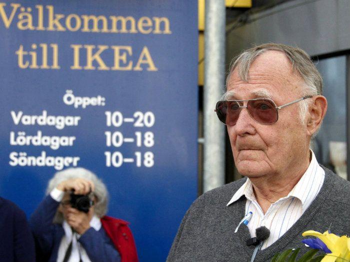 Πέθανε ο ιδρυτής των ΙΚΕΑ με το αμφιλεγόμενο παρελθόν σε ηλικία 91 ετών  #Ikea #ikeaιδρυτης #IngvarKamprad #βιογραφιαKamprad #διακόσμηση #θανατοςιδρυτηικεα #ιδιοκτητηςικεα #ιδρυτηςΙΚΕΑ #ικεα #ικεαιδιοκτητης #ινγκβαρκαμπραντ