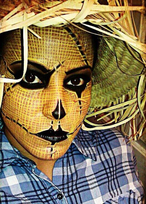 Scarecrow #Halloween