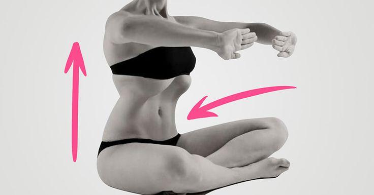 Скоро лето и сейчас самое время подготовиться к пляжному сезону. Моя подруга недавно приехала из йога–ретрита в Индии и рассказала мне про эту методику. Лишь одно упражнение, но оказывает сногсшиба…