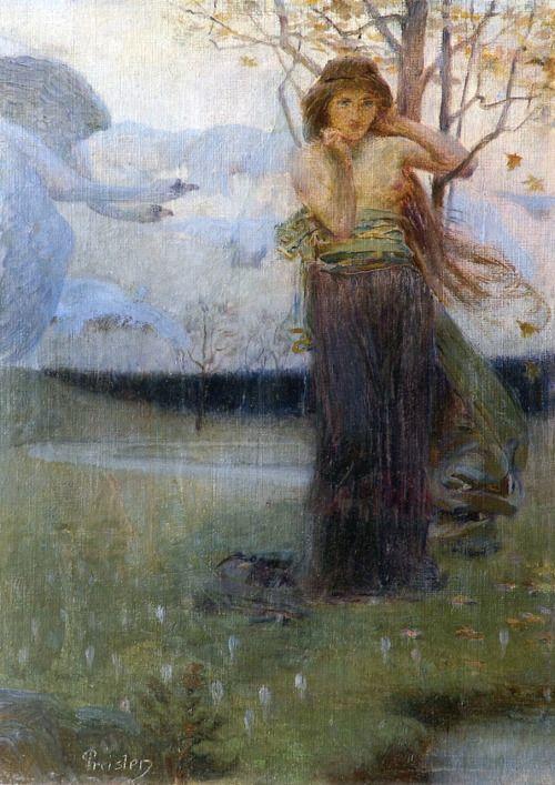 Autumn - Jan Preisler  1897