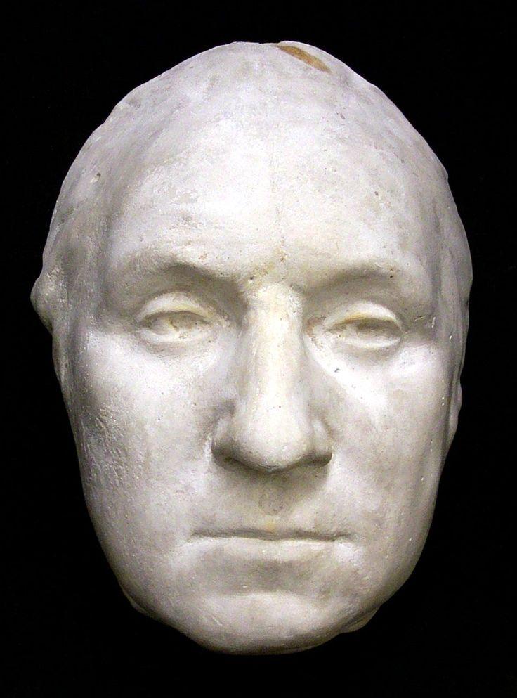 life mask, george washington