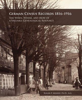 German Census Records 1816-1916 – A Groundbreaking New Genealogy Resource
