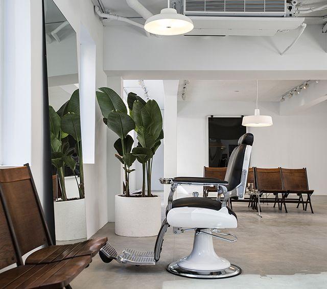 t d c union atelier sculptor barber t h e d e s i g n c h a s e r pinterest interiors. Black Bedroom Furniture Sets. Home Design Ideas