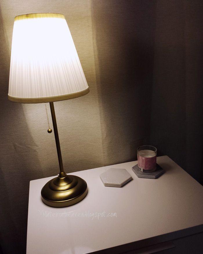 IKEA shopping! Find more on the blog. https://materialheaven.blogspot.com/2016/11/ikea-sweets-and-tv.html #IKEA #Årstid #Lamp #Home #Decor #blog #Blogging