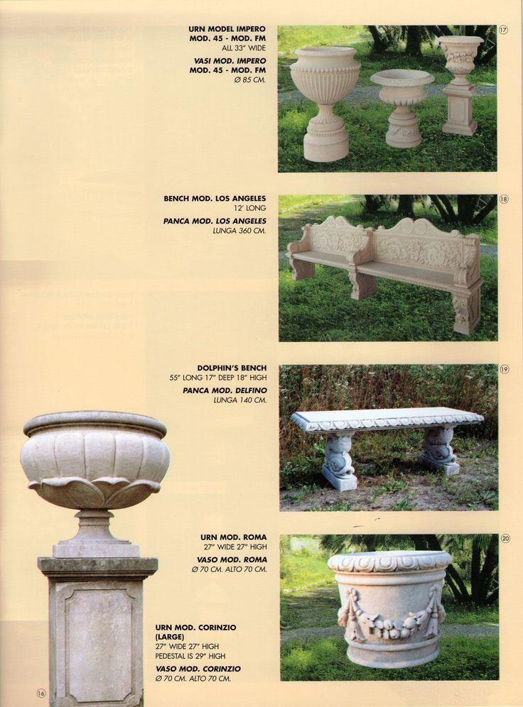 pag 5 - catalogue - Garden Ornaments Stone srl - www.gardenorn.com