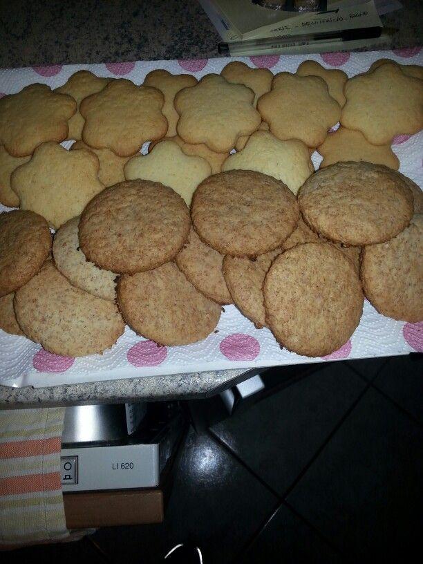Biscotti al profumo di cannella....