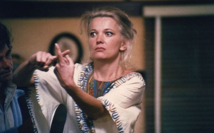 Gena Rowlands in A Woman Under the Influence (1974)
