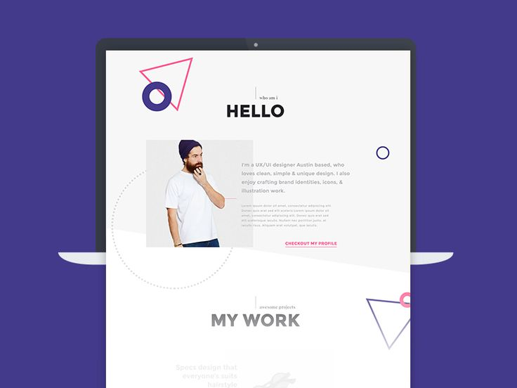 """Check out this @Behance project: """"Me - Creative Portfolio & Resume / CV PSD Template"""" https://www.behance.net/gallery/43186363/Me-Creative-Portfolio-Resume-CV-PSD-Template"""