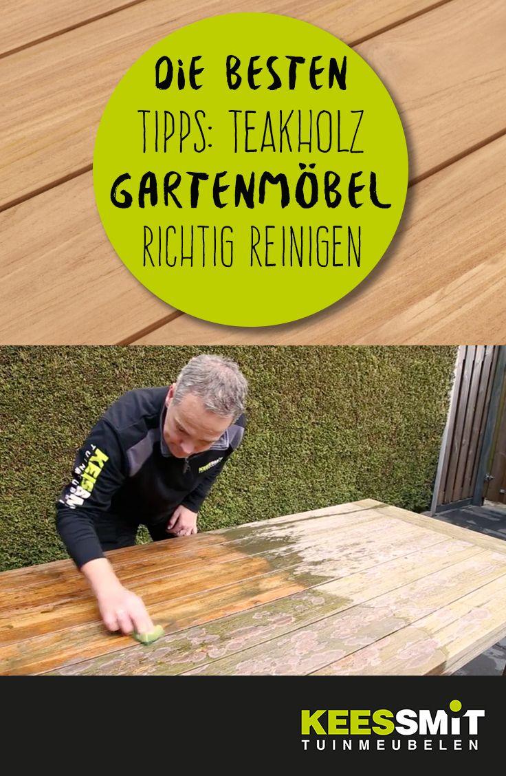 Tipps Zur Pflege Von Teakholz Gartenmobeln In Unserem Blog Gartenmobel Teakholz Pflege Tipps Teak Gartenmobel Teak Holz Teak