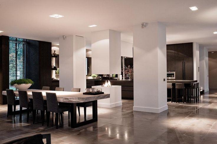 Perfecte match klassiek en modern bekijk meer interieur for Klassiek modern interieur