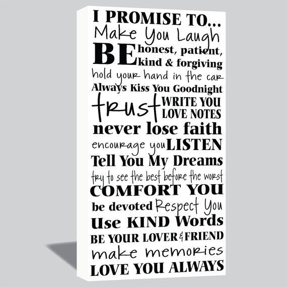 Cute Wedding Vows: 17 Best Images About Wedding Vows On Pinterest