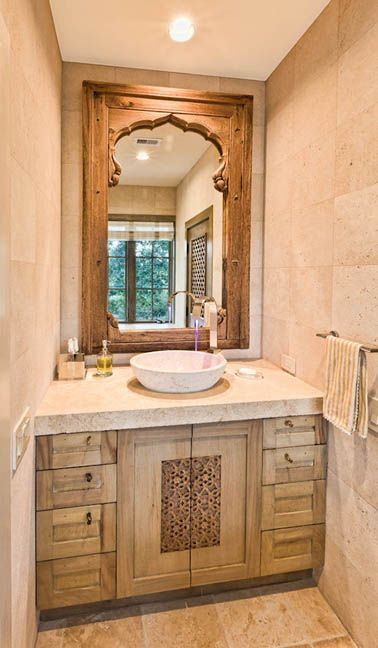 Bathroom Mirror Design Ideas