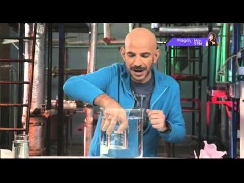 Experimentores: Mira estos increíbles experimentos con el aire