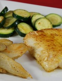 Orange Roughy with Orange Wine Sauce - made this, was very flavorful and turned out great.